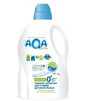 AQA baby Жидкое средство для стирки детского белья 1500 мл (18177)