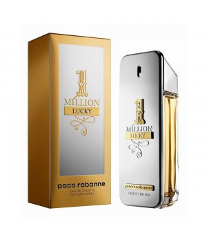 Paco Rabanne 1 Million Lucky М  edt  100 мл