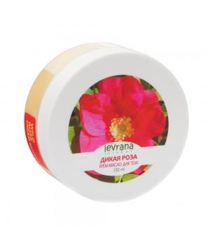 Levrana Дикая роза Крем-масло для тела 150 мл