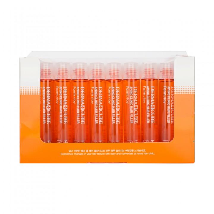 Farmstay Интенсивный филлер для волос с аминокислотами 130 мл