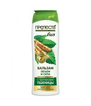 Прелесть Bio Бальзам для волос Объём и cила 250 мл