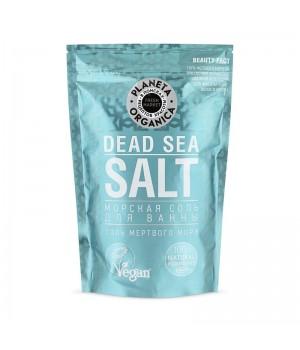Planeta Organica Fresh Market Морская соль для ванны 400 г