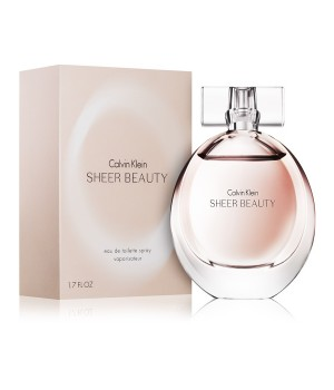 Calvin Klein Sheer Beauty W edt 100 ml