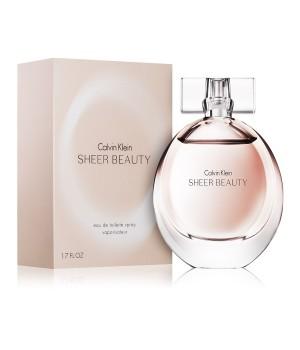 Calvin Klein Sheer Beauty W edt 50 ml