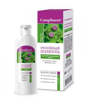 Compliment Репейный шампунь против выпадения волос