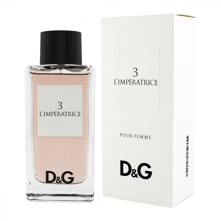 Dolce & Gabbana 3  L'Imperatrice W edt 100 ml