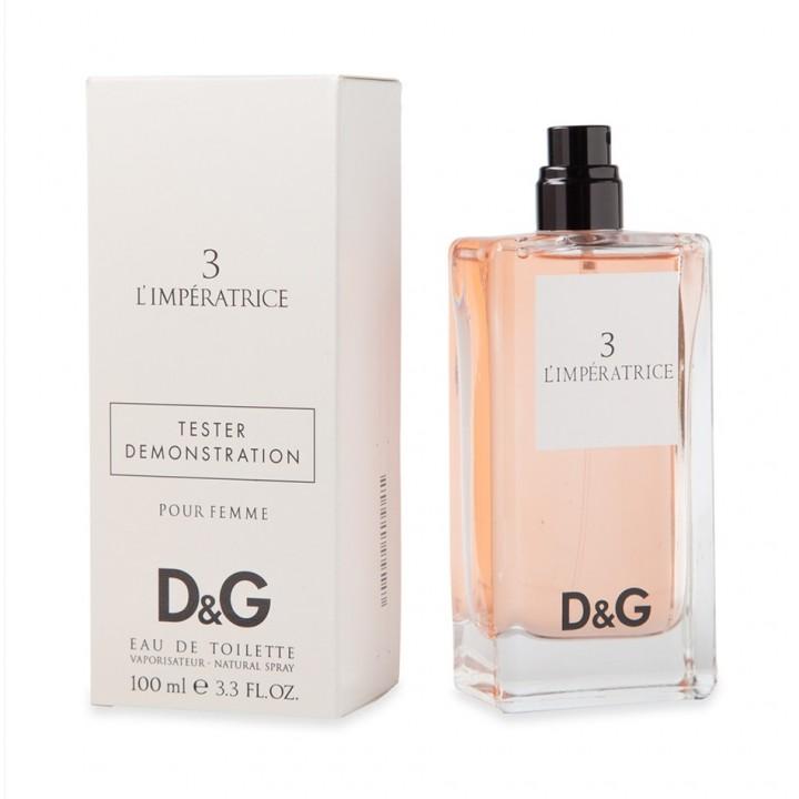 Dolce & Gabbana 3  L'Imperatrice W edt 100 ml тестер