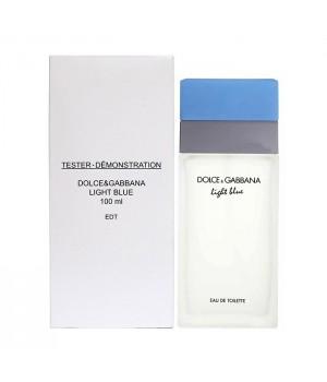 Dolce & Gabbana Light Blue W edt 100 ml тестер