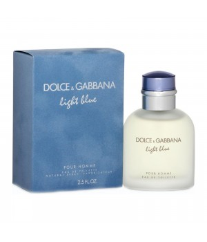 Dolce & Gabbana Light Blue Pour Homme M edt 75 ml