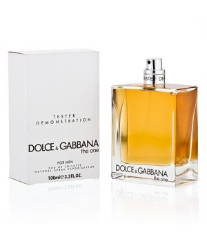 Dolce & Gabbana The One M edt 100 ml тестер