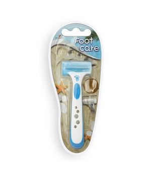 Dorco Одноразовый станок для педикюра Foot Care 1 шт