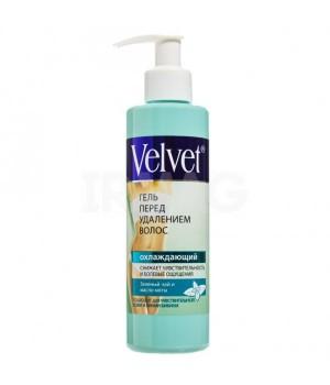 Velvet Гель перед удалением волос охлаждающий 200 мл