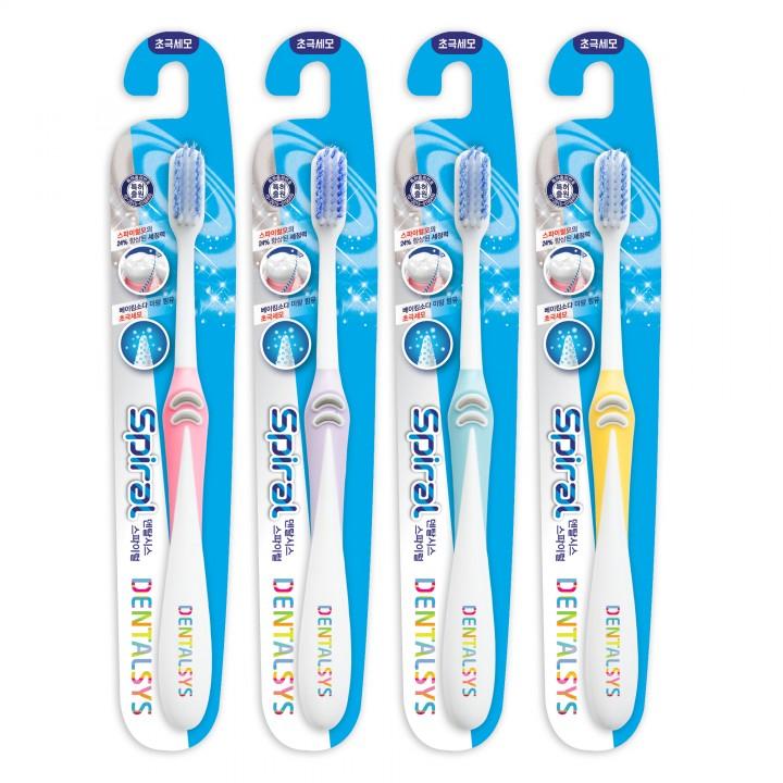 """Dentalsys Зубная щетка """"Интенсивное очищение"""" с эффектом зубной нити"""