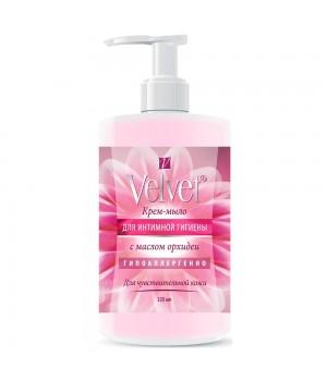 Тимекс Velvet Крем-мыло для интимной гигиены с маслом орхидеи 320 мл