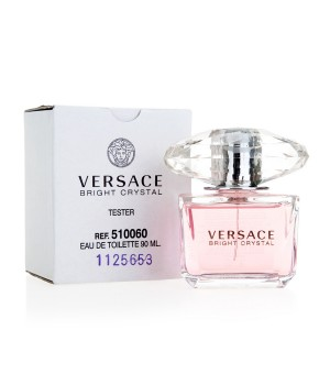 Versace Bright Crystal W edt 90 ml тестер