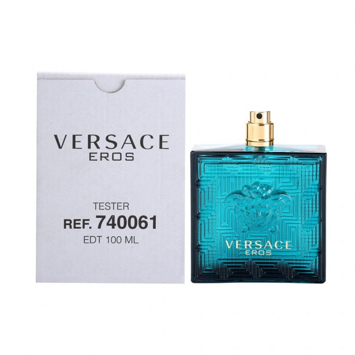 Versace Eros M edt 100 ml тестер