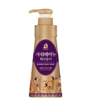 Mukunghwa Жидкое мыло для душа Белый мускус Shower Body Soap 900 мл