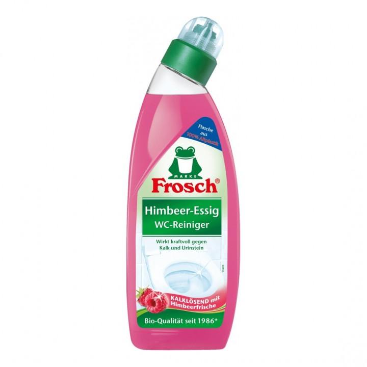 "Frosch Очиститель унитазов ""Малина"" 750 мл"