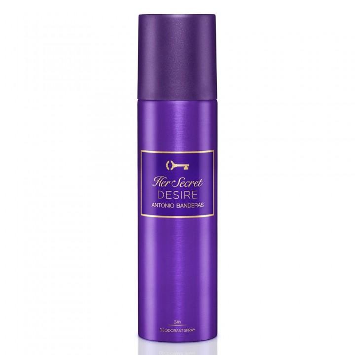 Antonio Banderas Her Secret Desire W Deo spray 150 ml