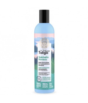 Natura Siberica Doctor Taiga Био бальзам увлажняющий для сухих волос 400 мл