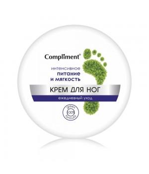 Тимекс Compliment Крем для ног ежедневный уход Интенсивное питание и мягкость 200 мл