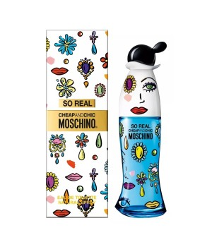 Moschino Cheap and Chic So Real W edt 50 ml