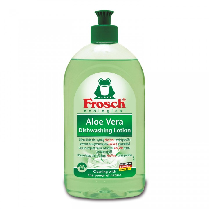 "Frosch Средство для мытья посуды ""Алоэ Вера"" 500 мл"
