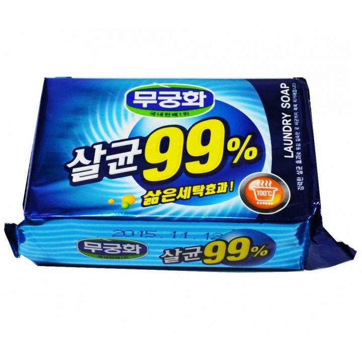 Mukunghwa Стерилизующее хозяйственное мыло Laundry Soap 230 г
