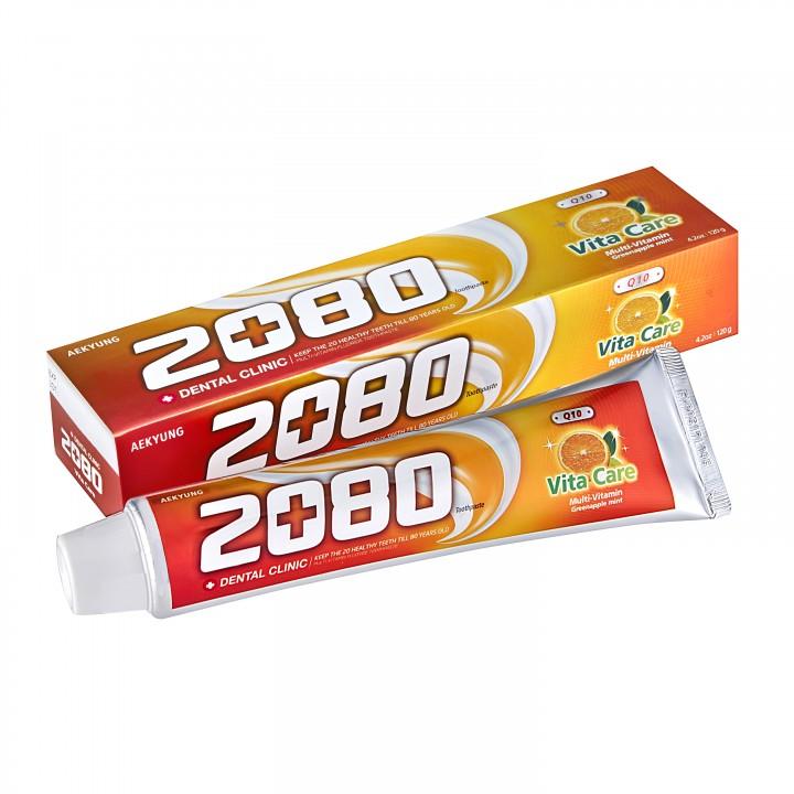 "Dental Clinic 2080 Basic Зубная паста ""Витаминный уход"" 120 мл"