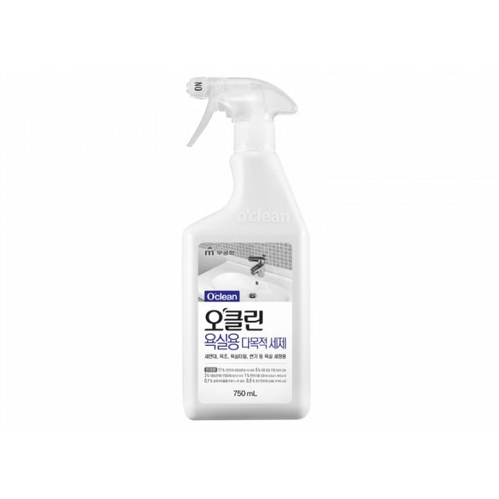 Mukunghwa Многоцелевое чистящее средство для ванной комнаты O'Clean 750 мл
