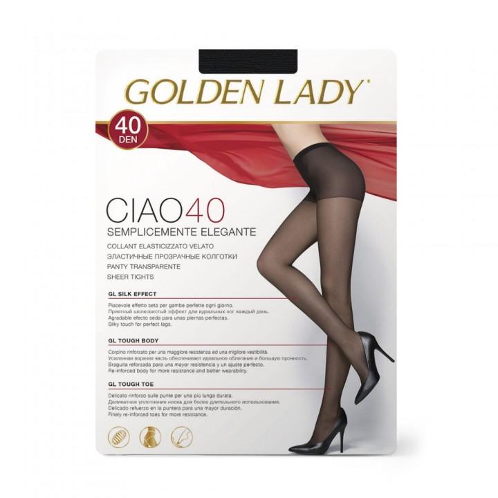 Golden Lady Колготки Ciao 40 Nero 4