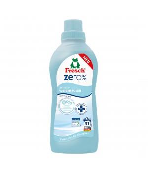 "Frosch Zero 0% Концентрированный ополаскиватель для белья ""Сенситив"" 750 мл"